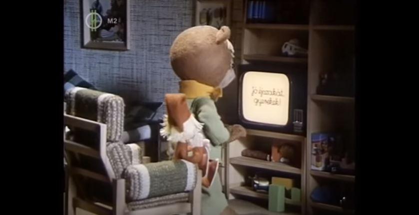 Foky Ottó TV Maci
