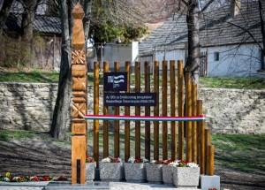 Balatonfőkajár 1956-os emlékmő