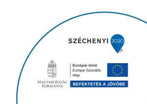 Széchenyi 2020 EU logo