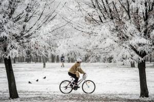 Debrecen Télen