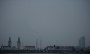 Szálló por - Debrecenben elrendelték a szmogriadó tájékoztatási fokozatát