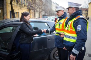 Nőnapi köszöntés Debrecenben