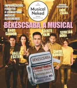 Békéscsaba Musical Neked