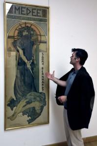Mucha kiállítás Szegeden