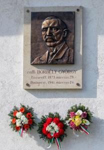 Roffi Borbély György - Tiszaroff