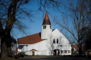 Hortobágyi Ökumenikus Templom