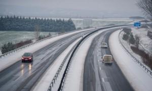 Pécsudvard M60 havazás