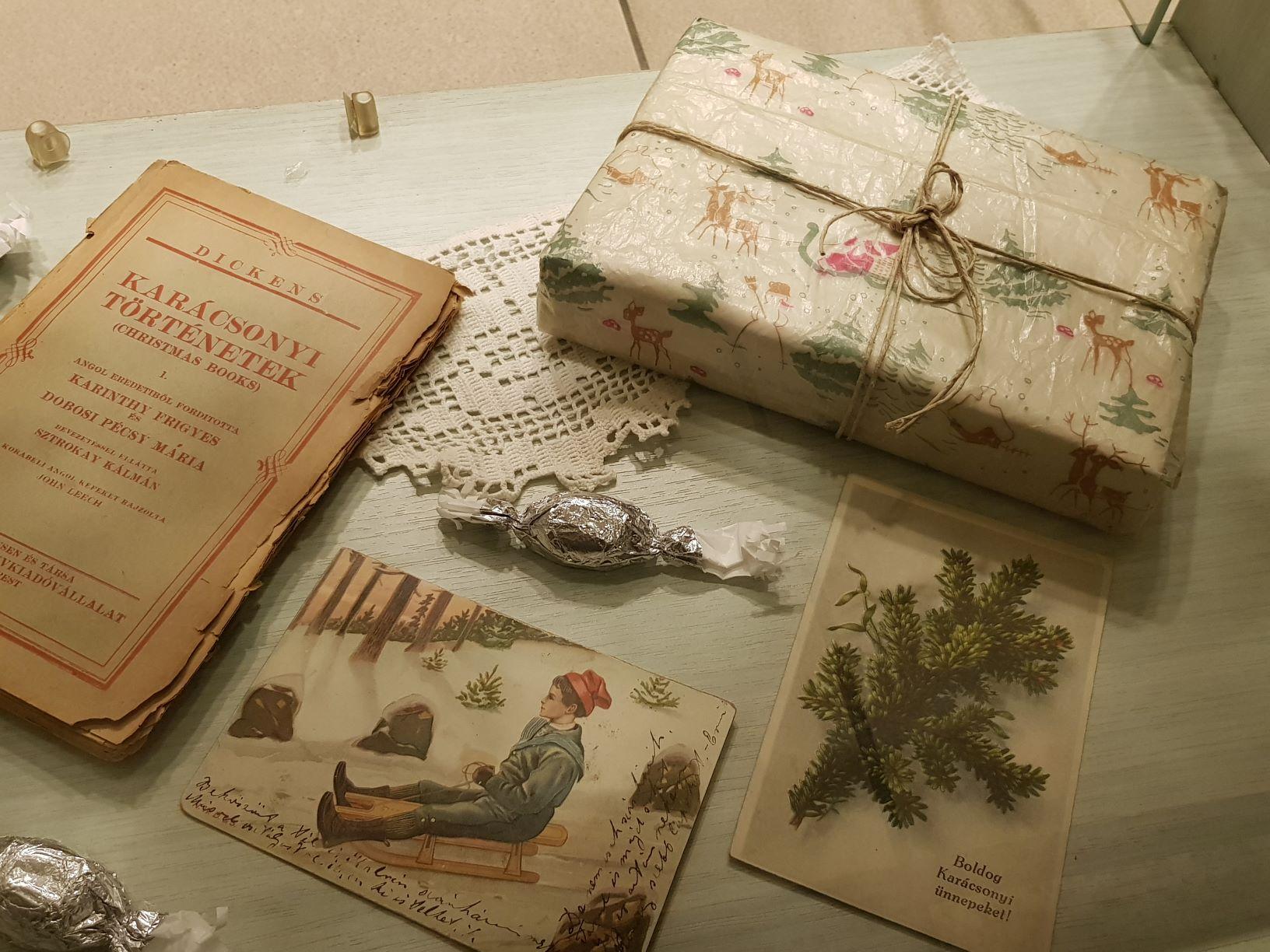 Karácsonyi gyűjtemény