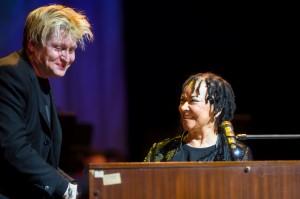 Varnus Xavér és Rhoda Scott koncert