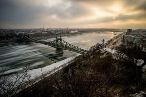 Dunai jégzajlás