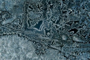 Jégvirágok Salgótarjánban