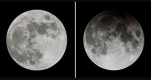 Félárnyékos holdfogyatkozás Salgótarján