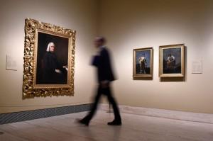 Szépművészeti Múzeum Kiállítása Madridban