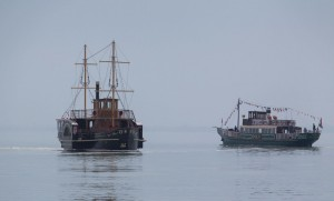 Balatoni hajók Balatonfüred