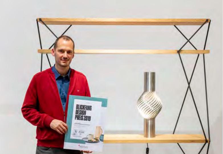 Blickfang Design Messe Wien 2019-03 Design Preis Yoza Józsa István Hungary