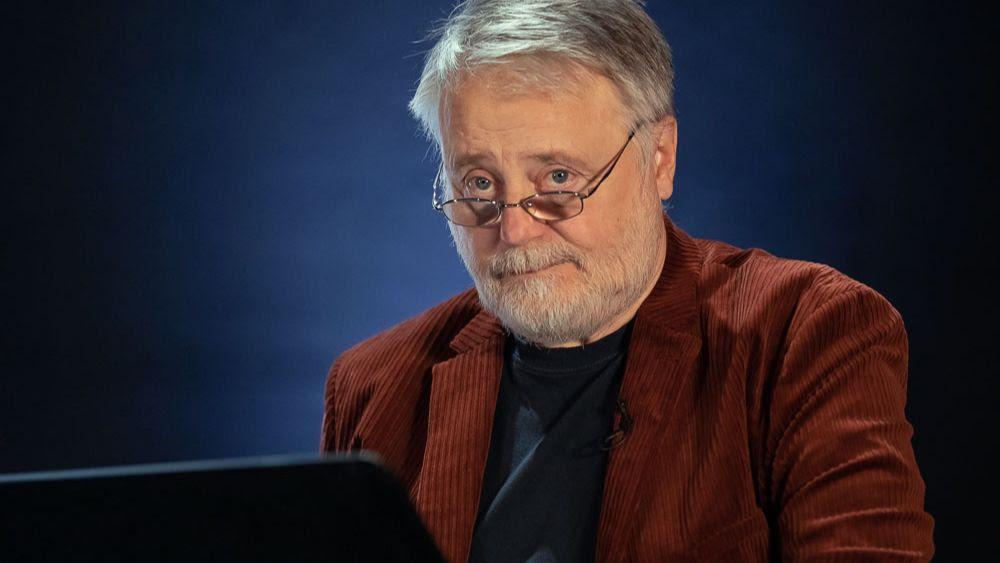 Máté Gábor, a Budapesti Katona József Színház főigazgatója (forrás: Budapesti Katona József Színház)
