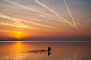 Keszthely napfelkelte