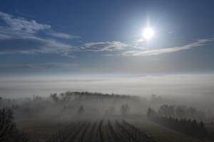Becsehyl köd Zala